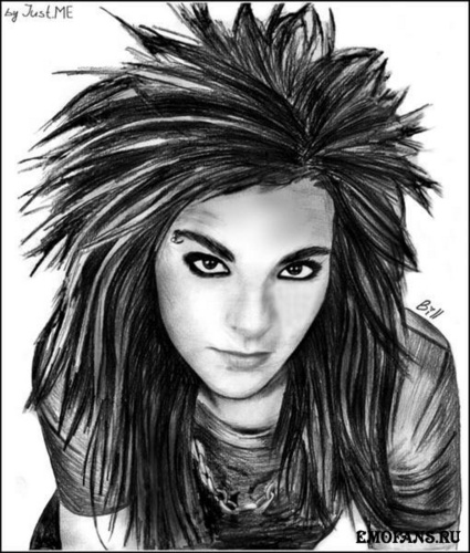 Bill - tokio-hotel Fan Art