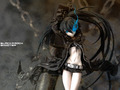 Black Rock Shooter Vocaloid Wallpaper