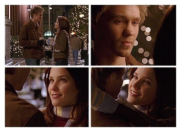"Brucas ""People that are meant to be together always find their way in the end"""