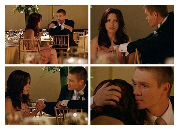 "Brucas ""What are we gonna do?"""