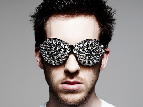 Calvin Harris kertas dinding - Fly Eyes