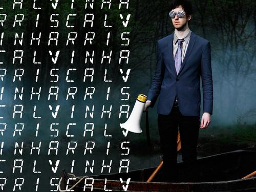 Calvin Harris - wallpaper
