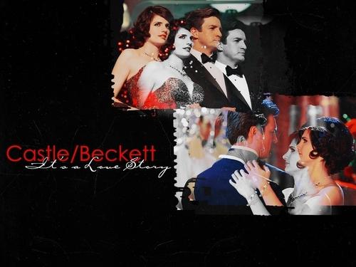 istana, castle & Beckett