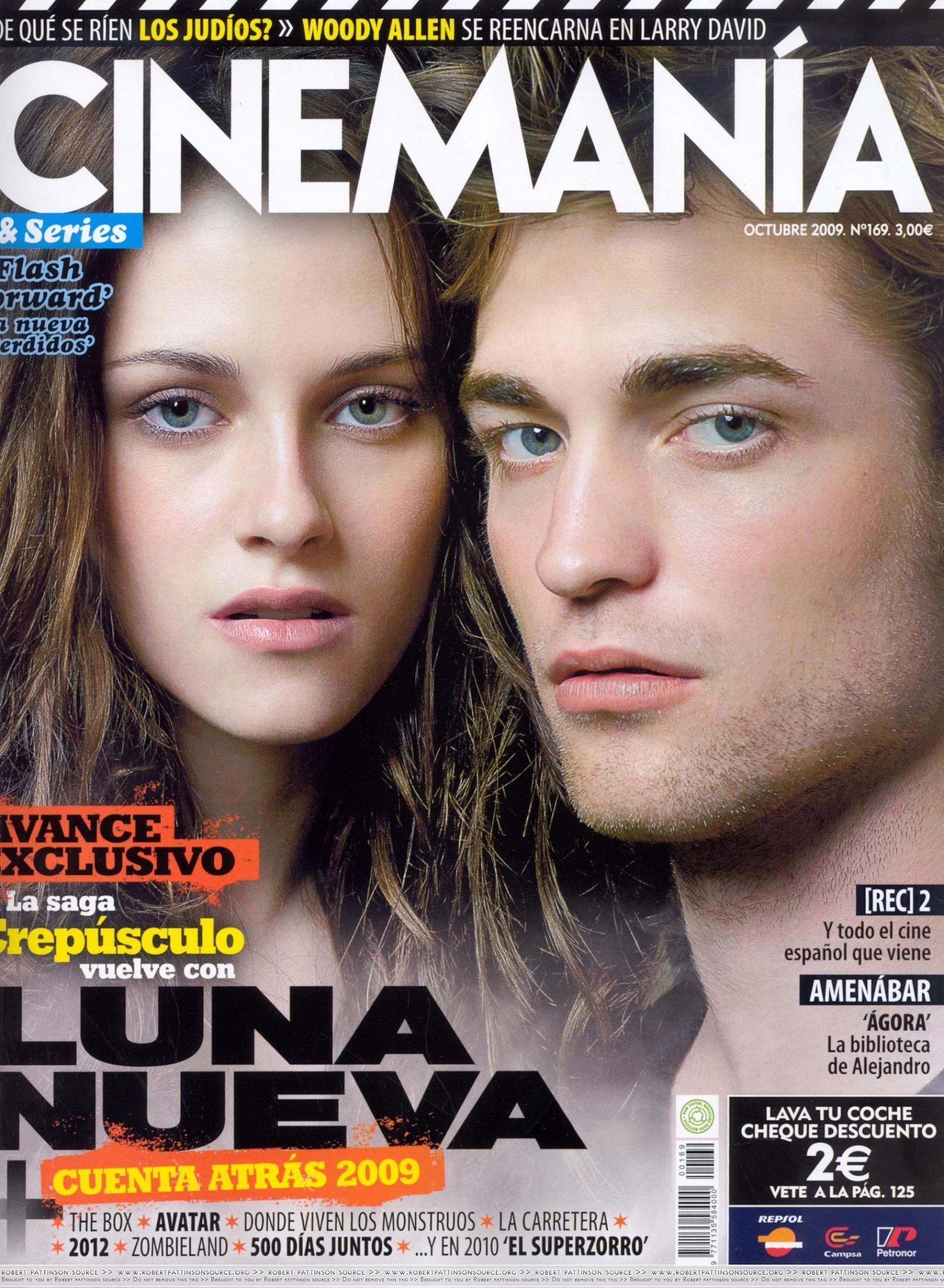 Cinemania Mag Scans