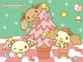Cinnamoangels Christmas Wallpaper