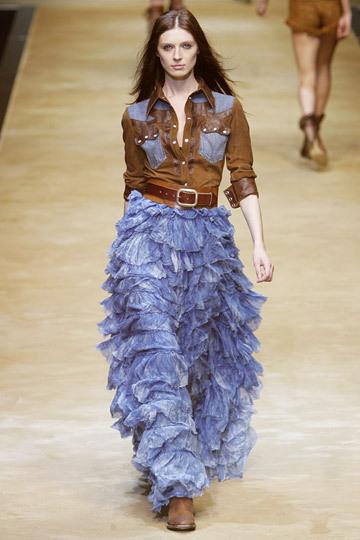 D&G Spring 2011 | Milan Fashion Week | Fashion Gone Rogue