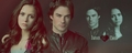 DE banner - damon-and-elena fan art