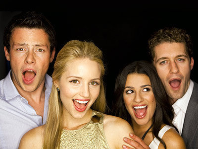 Dianna, Cory, Lea