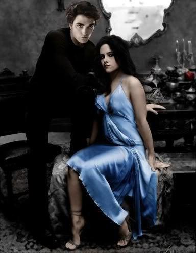 Edward and Bella - Breaking Dawn