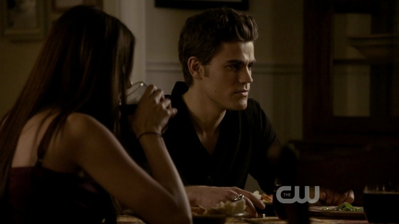 did stefan and elena dating in real life As for ways to stop katherine, it turns out that a dagger forged from her bones ( like they did with cade) isn't the long-term solution, as she only wakes up after elena and damon live their long, full lives together, elena's peace in the afterlife features her parents who died before the series began, her aunt.