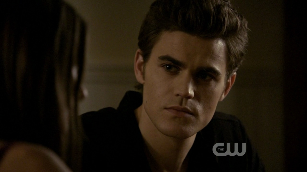 stefan and elena dating in real life This is why stelena didn't end up together on 'the vampire diaries'  stefan and elena probably would  nina dobrev gets candid about her dating life.