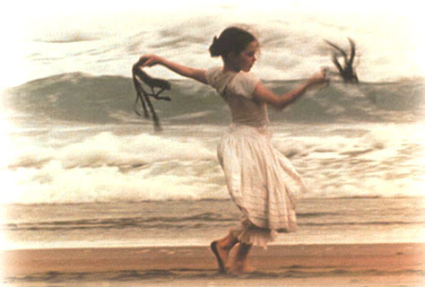 Flora dancing