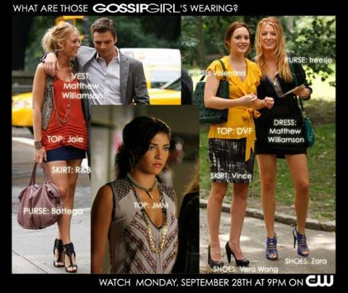 """Gossip Girl Fashion Preview: """"The Lost Boy"""""""