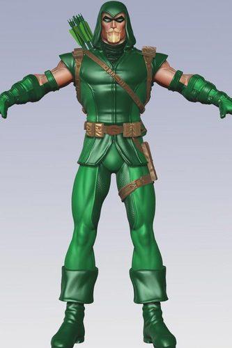 Green Arrow in DCU Online