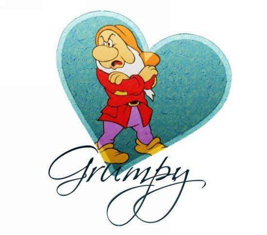 grumpy 7 dwarfs pictures grumpy