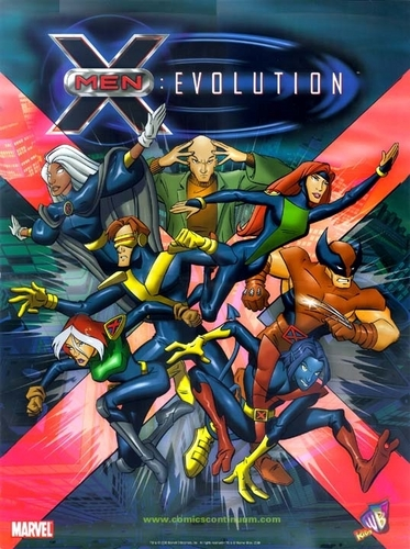 X-Men ファン Fiction 壁紙 with アニメ called HI!