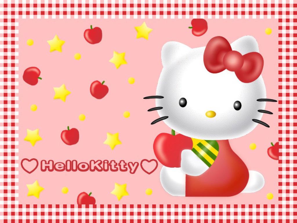 Hello Kitty Wallpaper Hello Kitty Wallpaper Fanpop