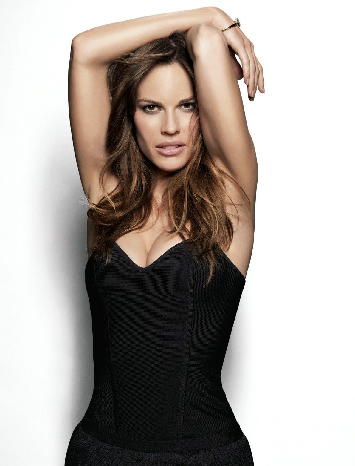 image Hilary swank in you re not you