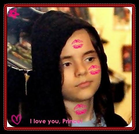 I 爱情 你 Prince! *-*