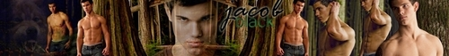 jacob black foto entitled Jacob Banner