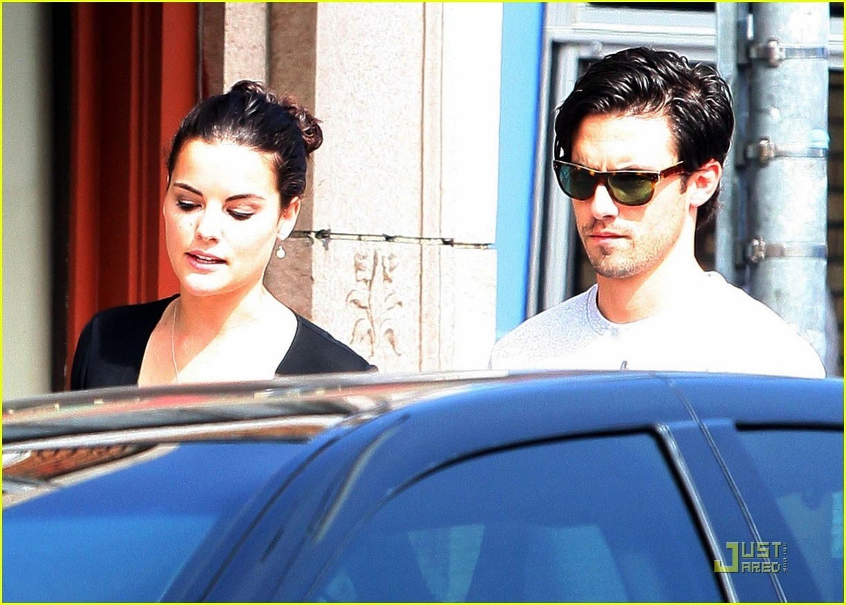 Jaimie Alexander And Milo Ventimiglia