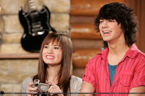 Joe & Demi