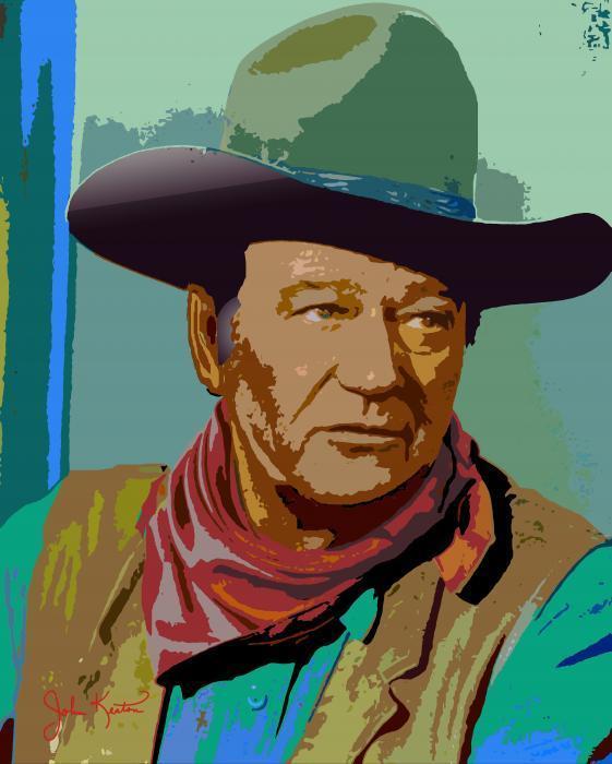 John Wayne - Gallery
