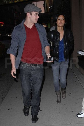 Julia with Kellan