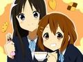 K-On! Yui & Mio Wallpaper