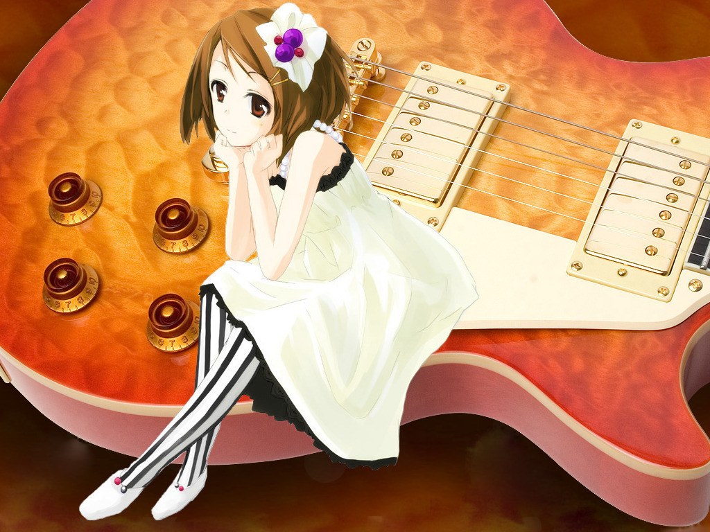 K-On Yui Wallpaper