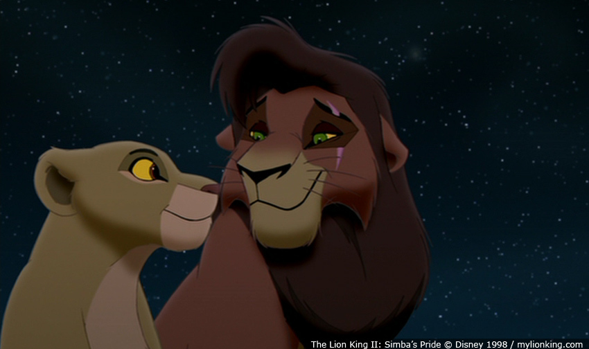 Kiara & Kovu | The Lion King 2 Simba's Pride