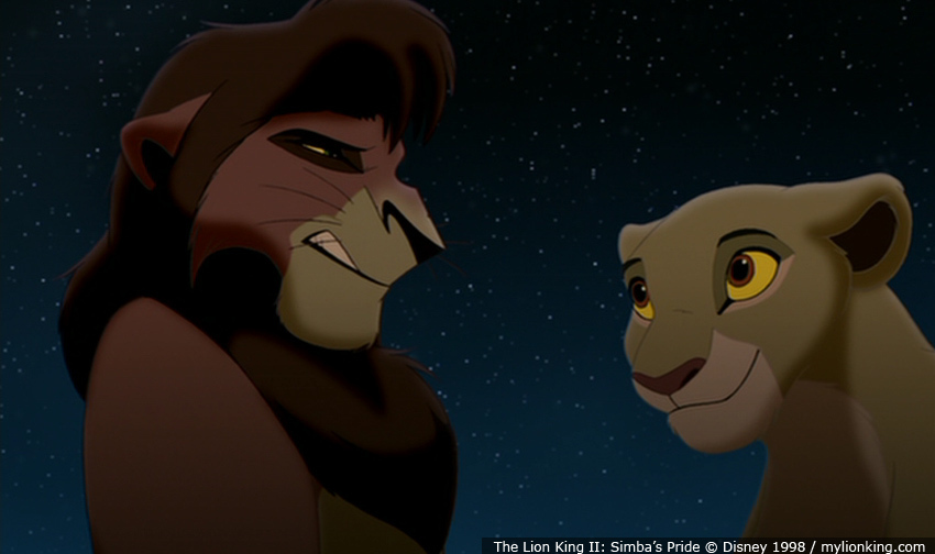 Kovu & Kiara images Kiara & Kovu HD wallpaper and ...