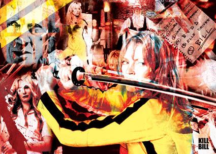 Kill Bill wallpaper titled Kill bill