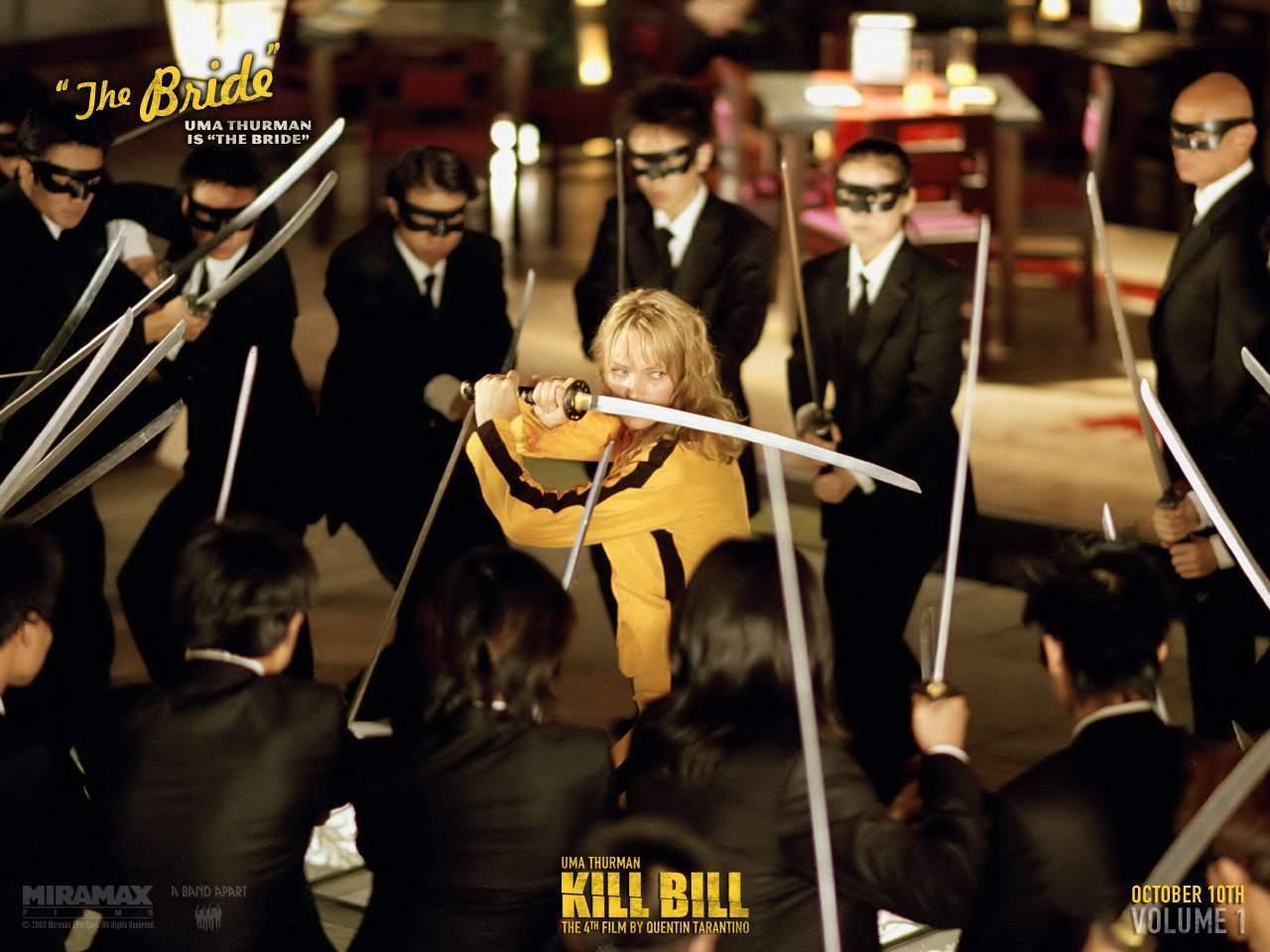 Resultado de imagen de kill bill the 99