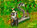 King Julien - king-julien wallpaper