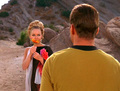 Kirk&Ruth in ''Shore leave'' - star-trek-couples photo