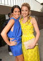 Lea and Dianna - dianna-agron photo