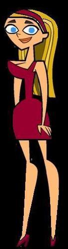 Lindsay In A Dress