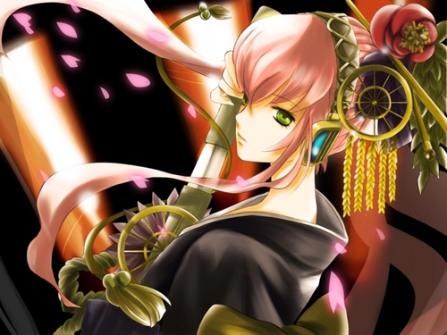 Luka Megurine Vocaloid Wallpaper - vocaloids Wallpaper