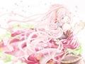 Luka Megurine Vocaloid Wallpaper