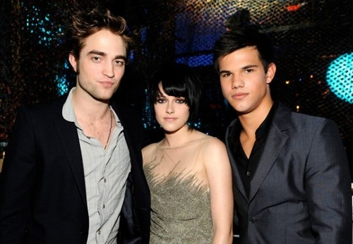 MTV VMAS: Twilight Stars