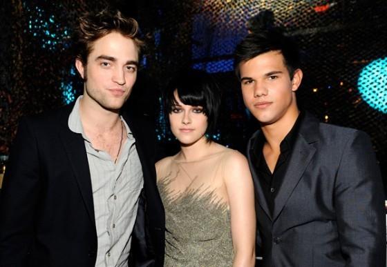 MTV VMAS: Twilight Stars