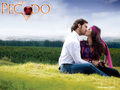 Maite Perroni & Eugenio Siller (Lucrecia & Julian) Mi Pecado wallpapers - telenovelas wallpaper