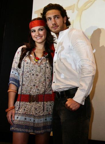 Maite Perroni & Eugenio Siller (Mi Pecado)