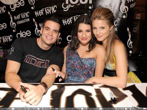 Mark, Lea, Dianna