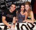 Mark,Lea,Dianna