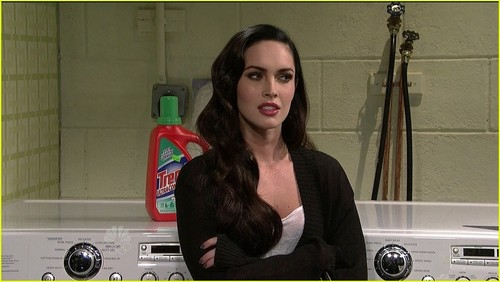 Megan vos, fox on SNL