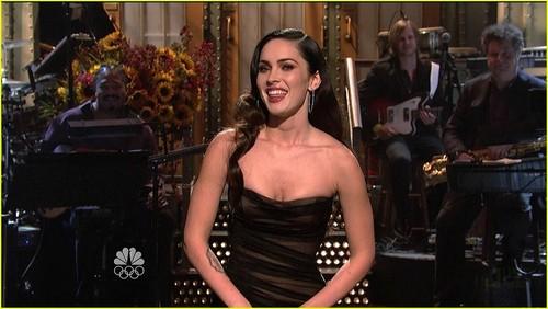 Megan Fox on SNL