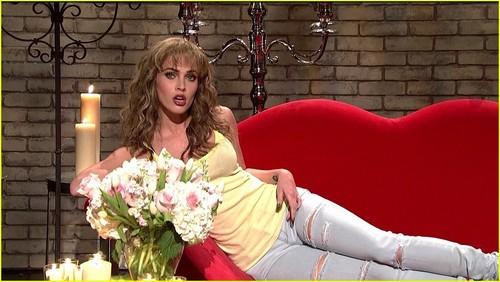 Megan zorro, fox on Saturday Night Live