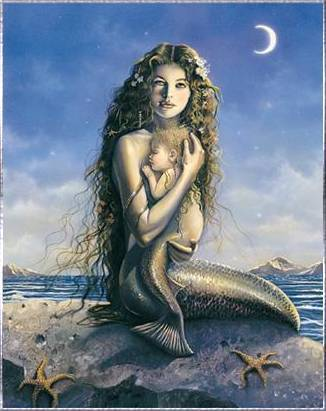 Fantasy wallpaper containing an atlantic herring called Mermaids